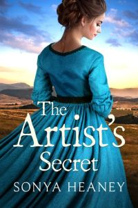 The Artist's Secret (Brindabella Secrets #2) by Sonya Heaney